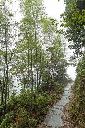 Li An Lodge: Ping An Mountain Trail