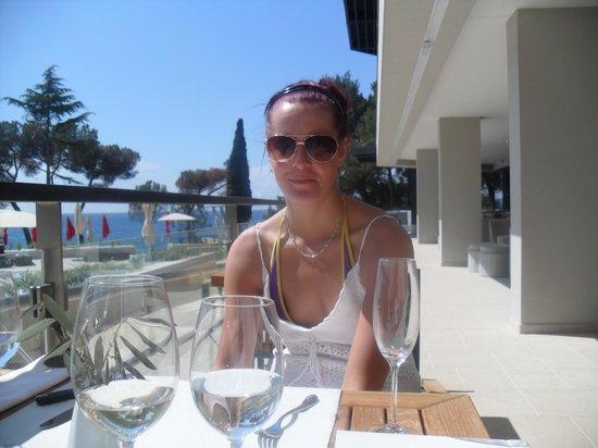 Hotel Laguna Parentium: Auch zwischen durch perfekt gegessen