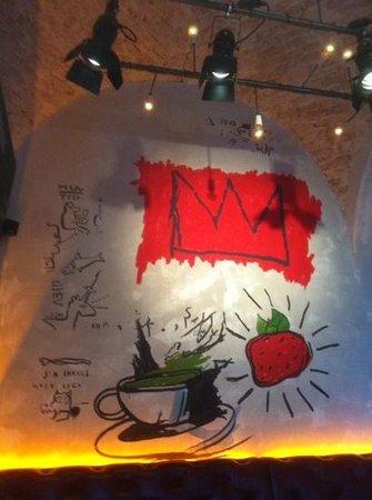 Baltazar Budapest : Decor