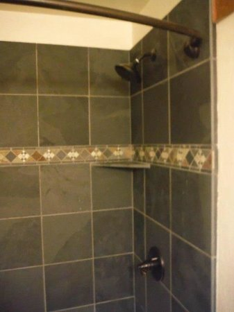 Granlibakken Tahoe: Very Nice Shower