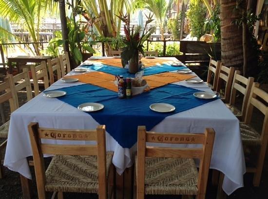 El Manglito: Restaurant manglito's