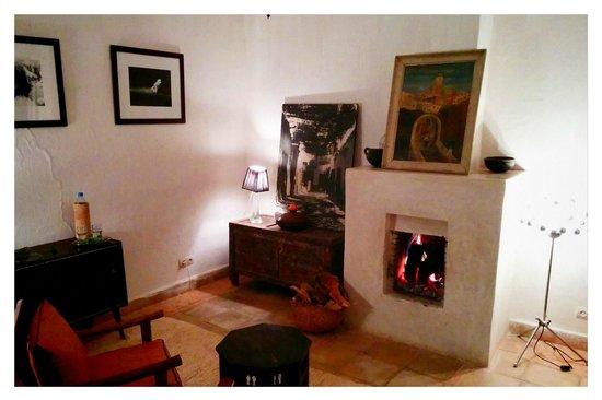 Kasbah Bab Ourika: our room