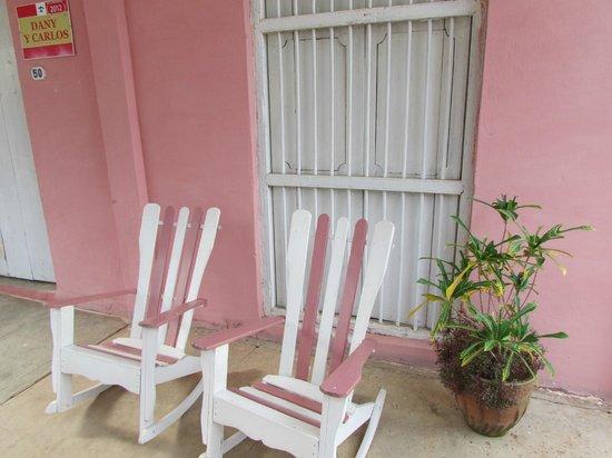 """""""Casa colonial Dany y Carlos """": Para descansar"""