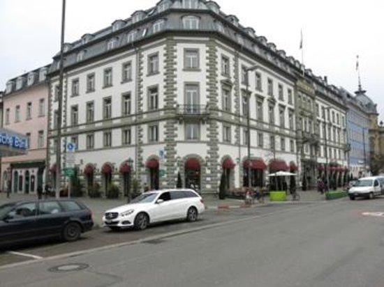 Hotel Halm Konstanz: Fachada do Hotel