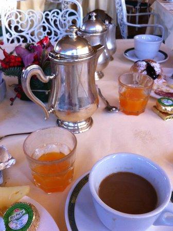 La Terrazza Dei Papi: breakfast