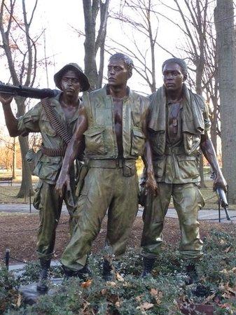 Vietnam Veterans Memorial: Vietnam Memorial