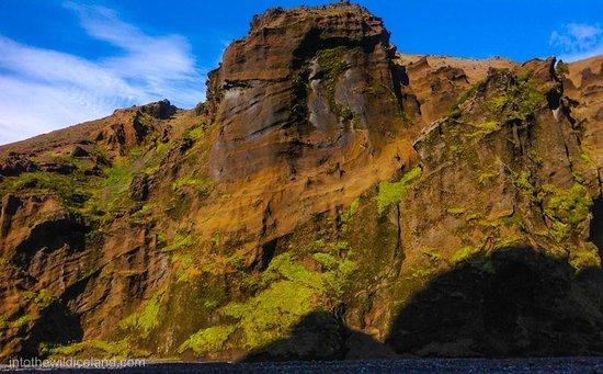 Into The Wild: Stakkholtsgjá (Stakkholts canyon).