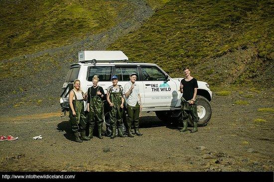 Into The Wild: Trip to Þórsmörk (Thorsmork).