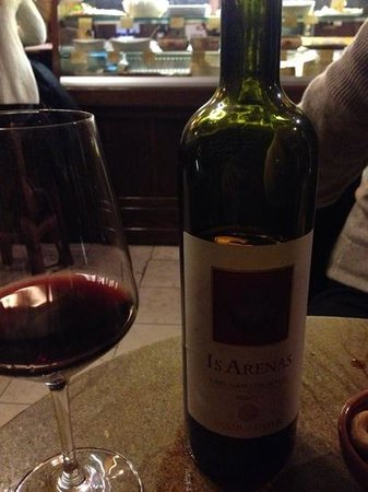 Il Goccetto: grande vino carignano del sulcis