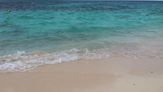 Turquoise Waters at Dry Tortugas National Park