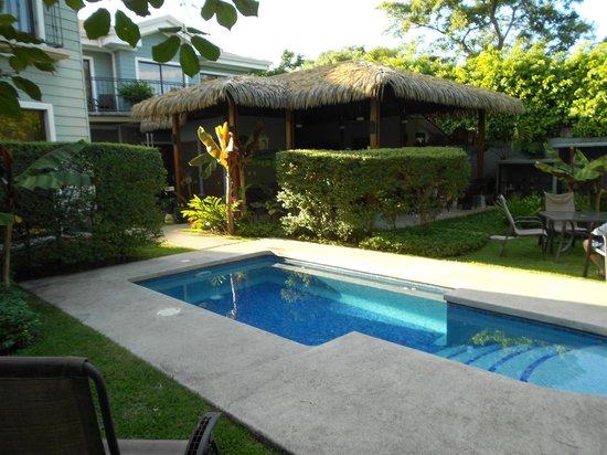 Hotel Villa Los Candiles: plunge pool
