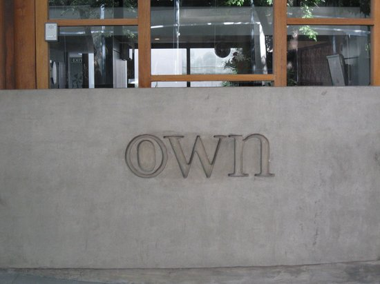 Own Palermo Hollywood: Own Front Entrance