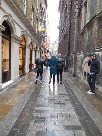Real London Tours: On tour with Fabrizio