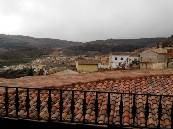 Vistas desde habitaci n picture of hotel spa las vistas - Hotel spa rural pastrana ...