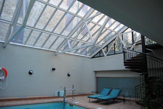 Parador de la Seu d'Urgell : piscina