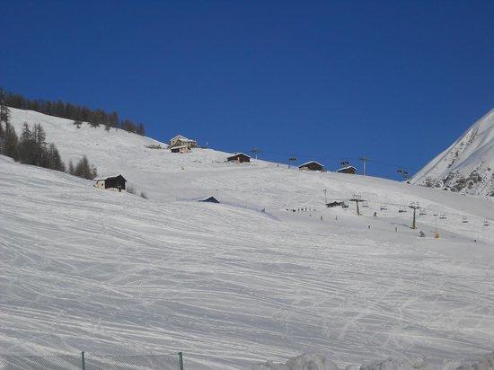 Bio Hotel Villa Cecilia: Neve e sole