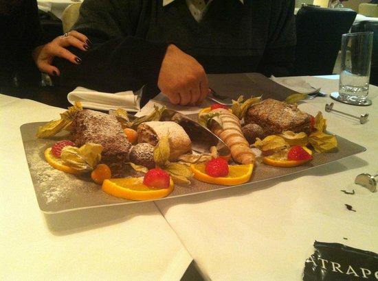 Satrapezo: sobremesa