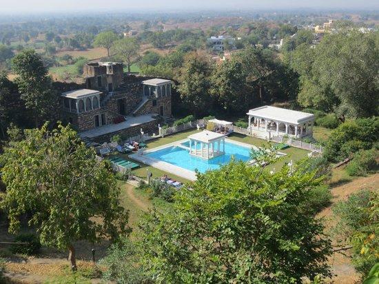 Karni Fort Bambora: Ein Idyll für 25 Personen