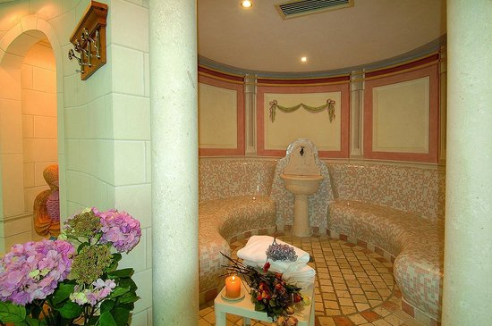 Hotel Lorenzetti: Tiepidarium