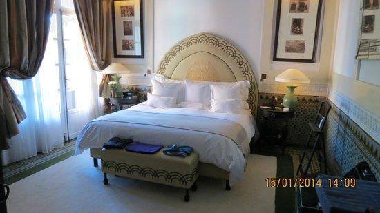 La Mamounia Marrakech: Bedroom suite