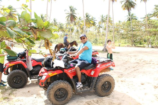 Tauro Tours: ATV
