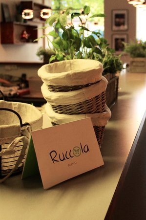 Ruccola Cafe & Restaurant