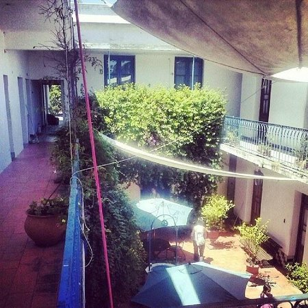 Hostel Colonial: Pátio