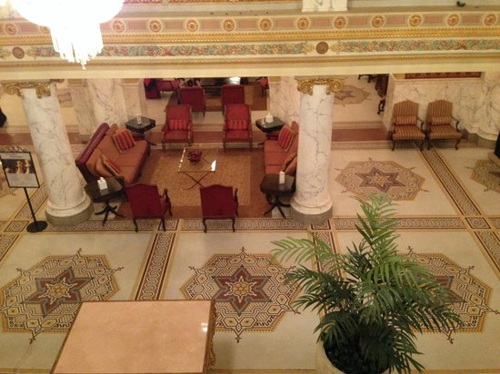 French Lick Springs Hotel : Lobby