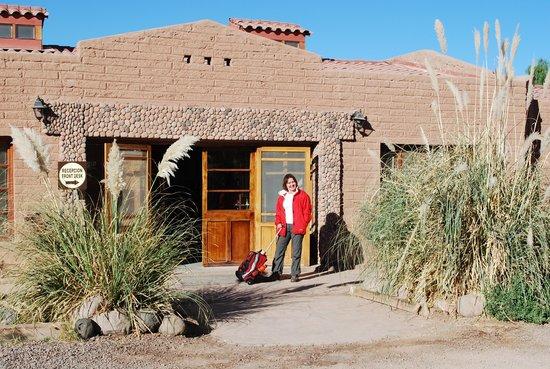 La Casa de Don Tomas: entrada do hotel