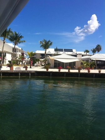 Mercure Saint-Martin Marina & Spa: beautiful marina