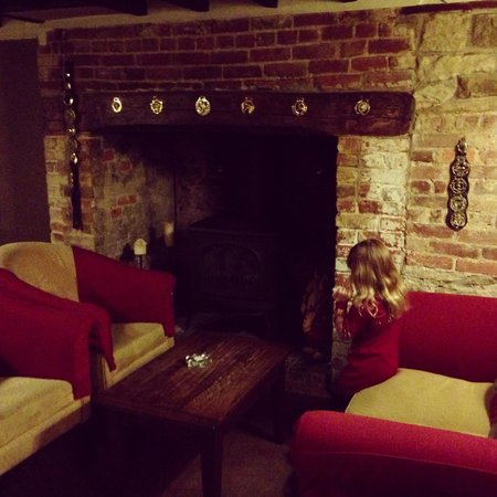 Yalbury Cottage: Cosy snug