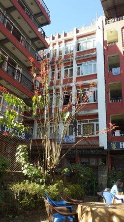 Hotel Silver Home - Facade
