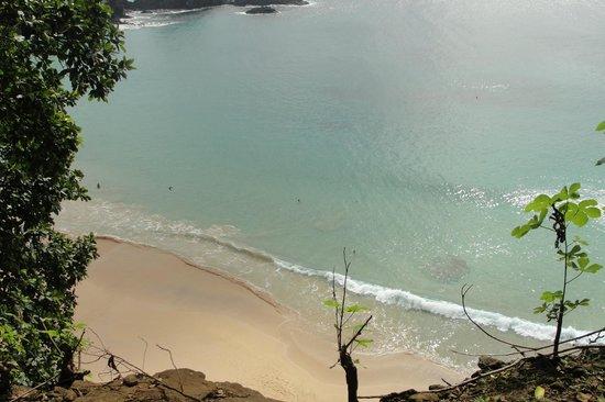 Baia do Sancho: Praia do sancho