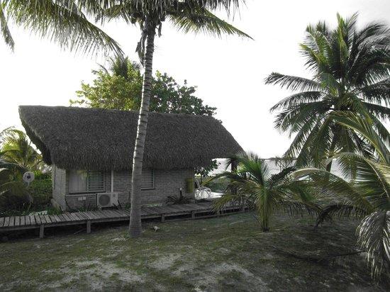 Hotel Cayo Levisa: bungalow