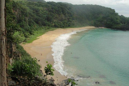 Baia do Sancho : Praia do sancho