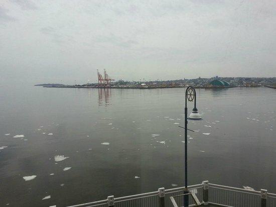 Hilton Saint John: nice view