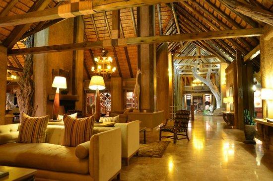 Kapama River Lodge: AMBIENTE DE BOM GOSTO