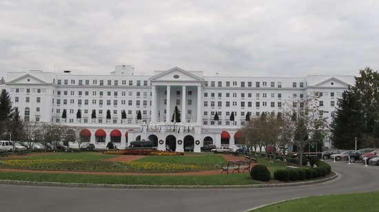 Greenbrier Government Relocation Facility: Greenbrier Hotel