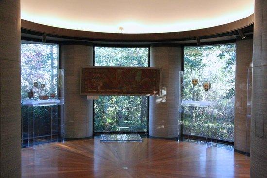 Dumbarton Oaks: Johnson Pavilion