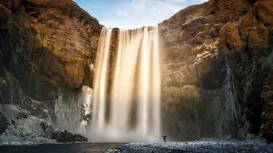 Iceland Aurora Photo Tours - Day Tours : Skogafoss