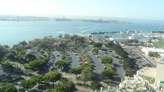Manchester Grand Hyatt San Diego: View