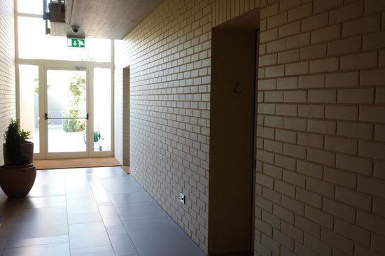 Locanda La Gazzella: The hallway to the 6 rooms