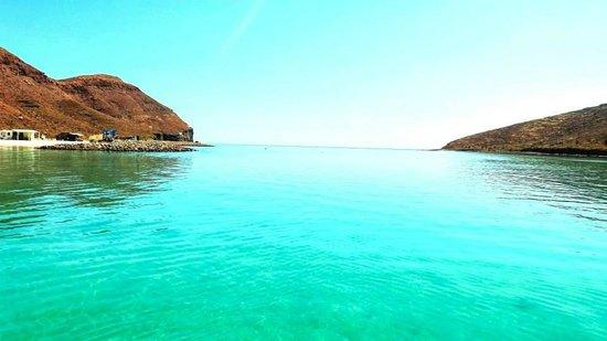Isla Espiritu Santo: Isla Partida