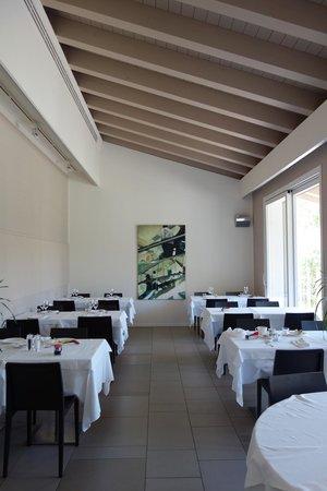 Locanda La Gazzella: Dining room
