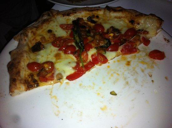 Photo of Italian Restaurant Da Orazio pizza + porchetta at 3/75-79 Hall Street, Bondi, Ne, Australia