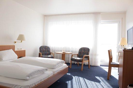Hotel Garni Eden: Doppelzimmer