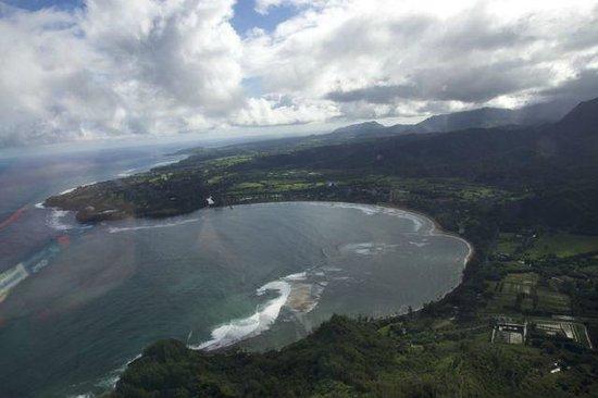 Sunshine Helicopters Lihue : Na Pali coast
