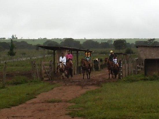 Hotel Fazenda Aguas Emendadas: Passeio a cavalo