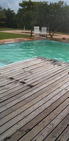 Hotel Fazenda Aguas Emendadas : Piscina
