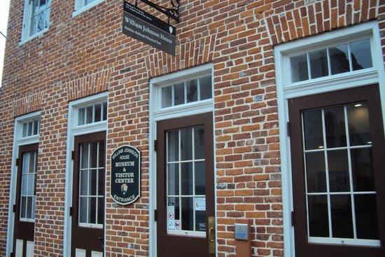 Natchez National Historical Park: William Johnson House